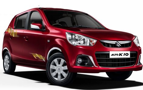maruti alto k10 urbano edition launched prices features specs. Black Bedroom Furniture Sets. Home Design Ideas
