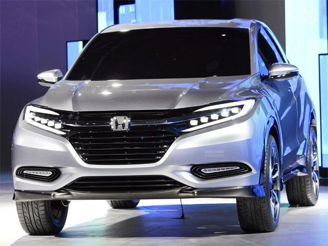 Online Car Insurance Quotes >> Honda Compact SUV