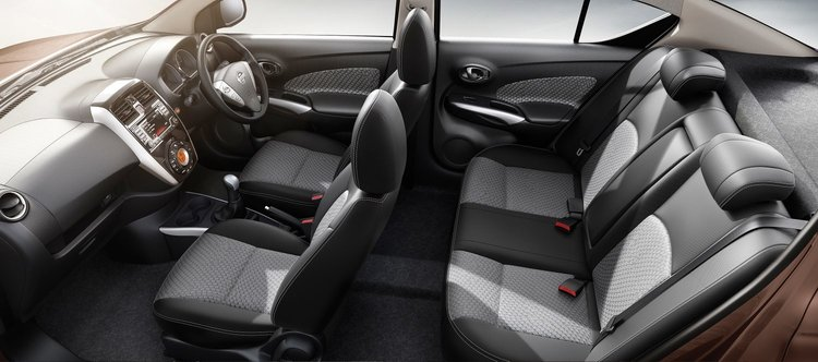 Nissan Sunny 2017 Facelift Interiors