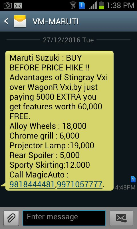 Maruti Suzuki Corporate Discount List
