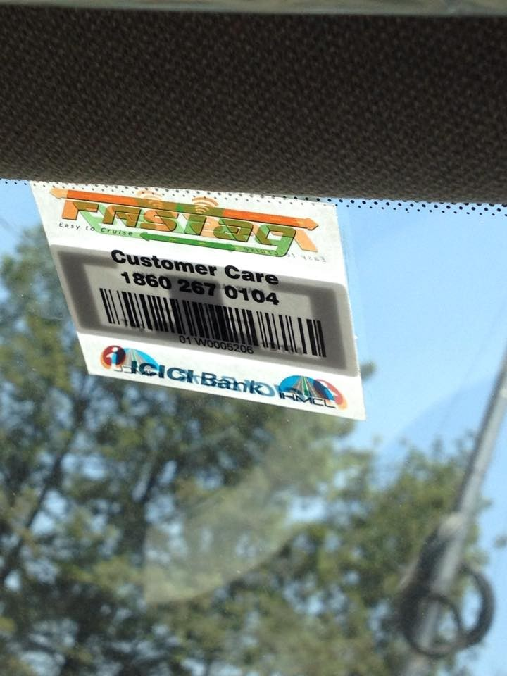 Fast Tag Toll Collection Process, Fees, Scheme. Review FASTag as Electronic Payment