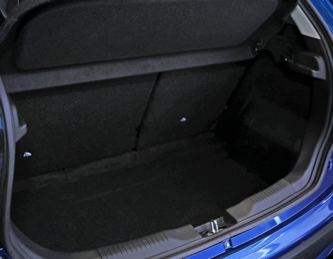 Maruti Ignis Boot Space