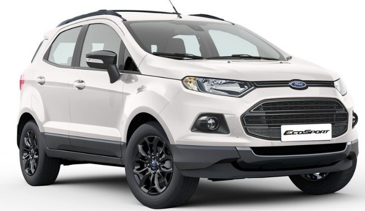 ford ecosport service cost spare parts price list maintenance schedule in india. Black Bedroom Furniture Sets. Home Design Ideas