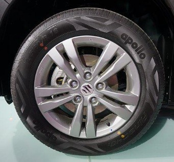 Maruti MGA Alloy Wheel Pictures, Prices for 13, 14, 15, 16 Inch