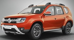 Renault Duster SUV, Lodgy MPV Accessories Range Price List in India