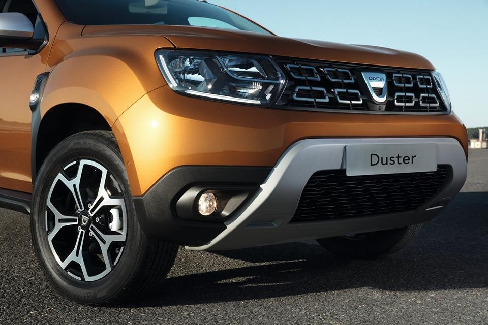 renault duster 2018 facelift launch details changes in india new age duster. Black Bedroom Furniture Sets. Home Design Ideas