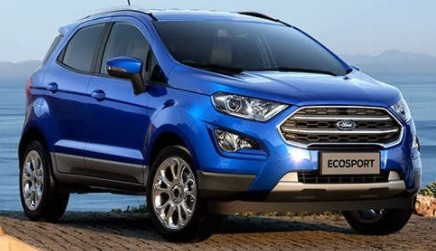 ford ecosport facelift accessories price list in india. Black Bedroom Furniture Sets. Home Design Ideas