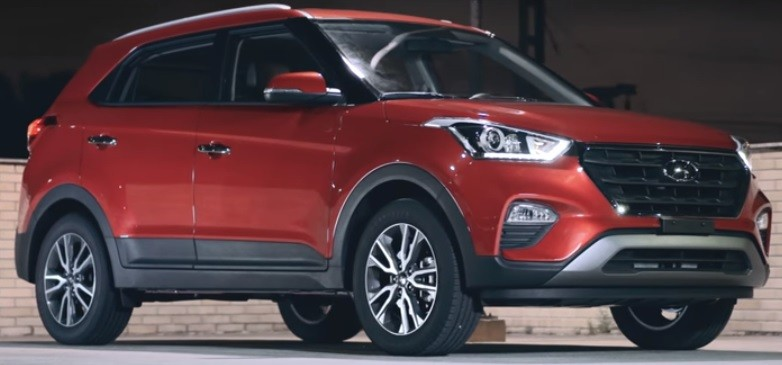 Hyundai Creta 2018 Facelift Model Changes, New Features, Pictures for India