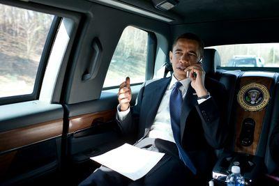 usa president barack obama car cadillac beast features specs
