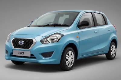Datsun Go Hatchback Interiors, Exteriors Pictures Specs in India