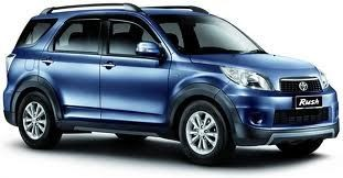Toyota Rush : Compact SUV Launch in 2013 from Toyota Cars in India