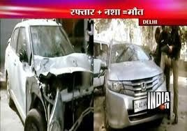 Car Accidents in India. Fines and Penalty on Violating Traffic Rules