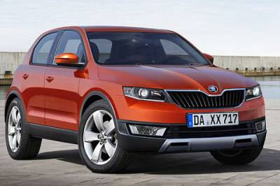 Skoda Polar Suv In India Price Launch Date Specs Of Skoda