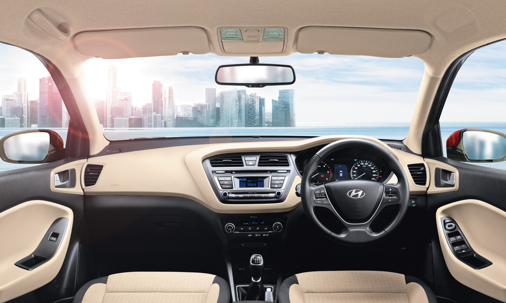 Hyundai New Elite I20 2014 Interior Exterior Pictures In