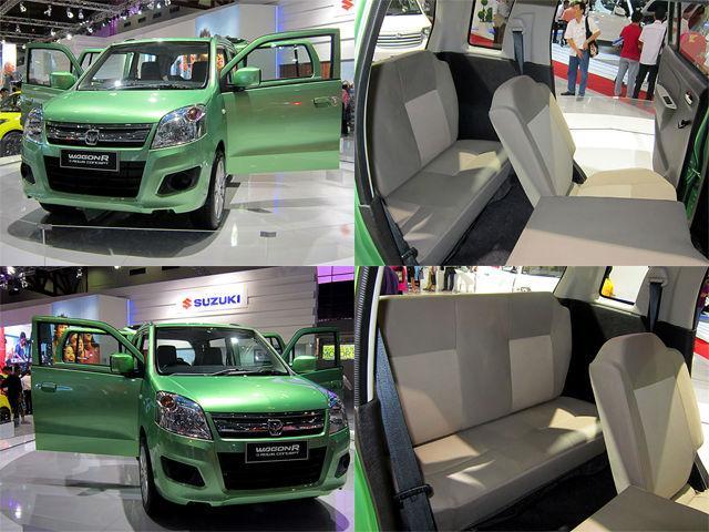 Maruti Wagon R 7 Seater Mpv Utility Vehicle Launch Price
