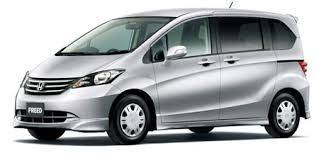 Honda mpv suv vehicle in india honda freed price specs for Honda 7 seater suv
