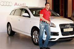 Salman Khan Cars Luxury SUV Cars Owned By Salman Khan In India - Audi car top model price