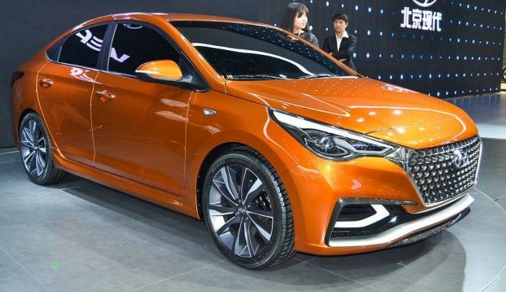Hyundai Verna Facelift Launch in 2017