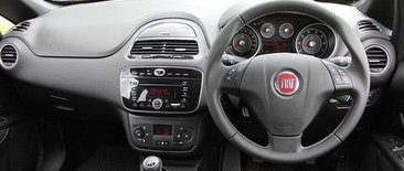 Fiat Punto Evo 2014. Compare Differences with Old Fiat Punto Car