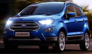 Ford Ecosport Trend Plus Diesel On Road Price Features Mileage