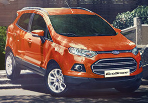 Ford Ecosport photo