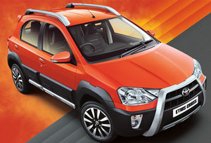 Toyota Etios Cross photo