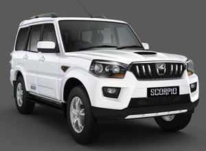 Mahindra Scorpio photo