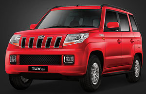 Mahindra TUV300 photo