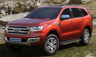 Ford India Slashed Endeavour Suv Prices By Upto Rs Lakh