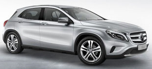 Mercedes Benz GLA Class photo