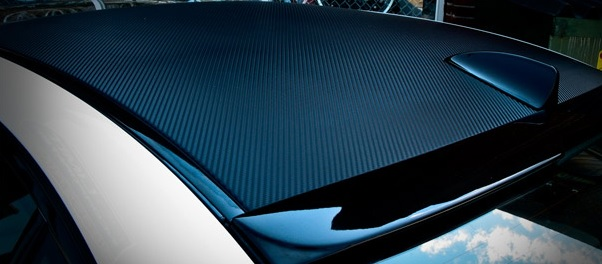 3M Carbon Fibre Finish
