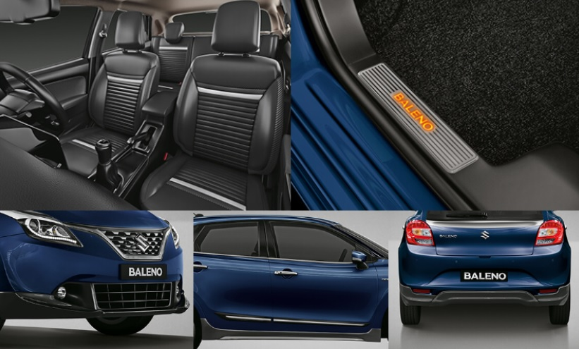 Baleno Limited Edition