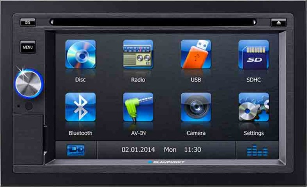 Hyundai Grand I10 Xcent Anniversary Edition With Touchscreen System
