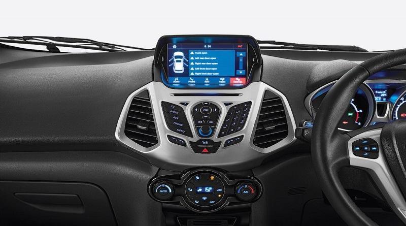 Ecosport Titanium Touchscreen Avn