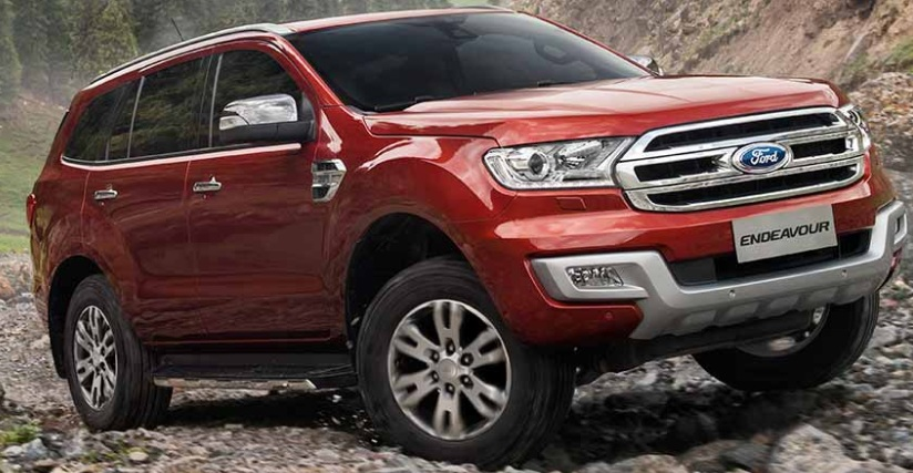 Ford Endeavour Prices hiked by upto Rs 2 85 Lakh in January 2017