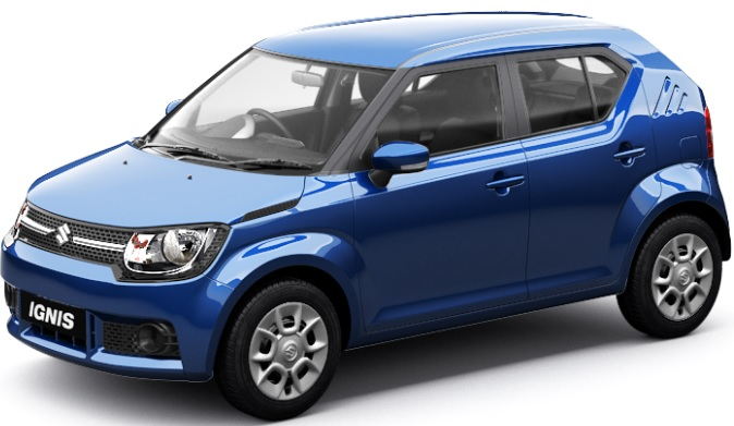 Image result for Maruti Ignis-
