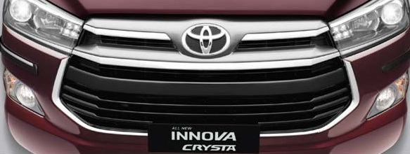 Toyota Innova Crysta Accessories Range Price List In India