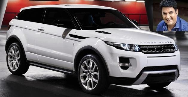 Kapil Sharma Show StarCast Luxury Cars  BMW, Range Rover Range
