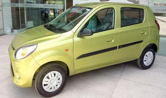 Maruti Alto 800 Facelift Model Changes Price Mileage In India