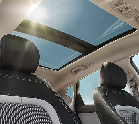 Electric Sunroof Panaromic