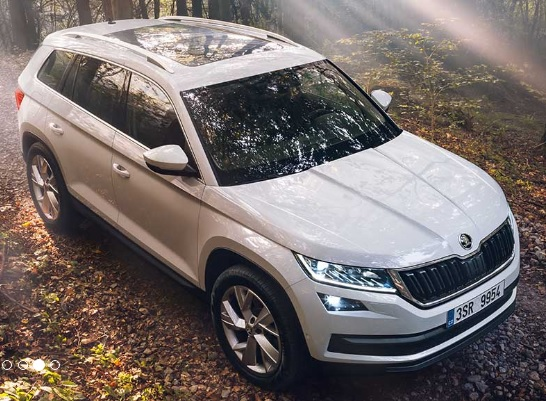 skoda kodiaq skoda octavia facelift launch details. Black Bedroom Furniture Sets. Home Design Ideas