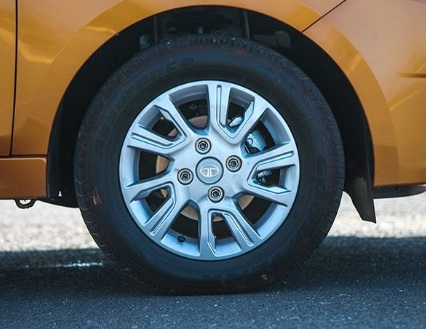 Tata Tiago Alloy Wheel