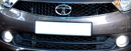 Tata Tiago DRL with Fog Light