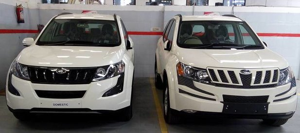 Mahindra Xuv500 Facelift Model Changes New Features Looks In India
