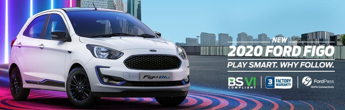 Ford BS6 Car Changes in Figo, Freestyle, Aspire Car in 2020