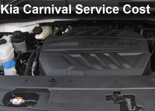 Kia Carnival Service Schedule, Maintenance Cost in India