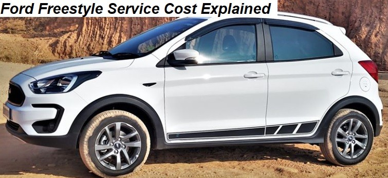 Ford Freestyle Service Cost Explained. Spare Prices, Schedule
