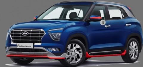 Hyundai Creta Accessories Creta 2020 Luxury Modification Cost