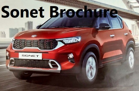 Kia Sonet Brochure Hte Htk Htx And Gtx Plus Feature Difference Highlighted