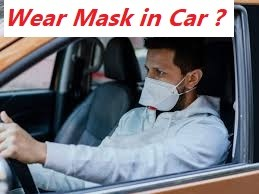 No Challan for Driving Car alone without Mask ? Rules by Traffic Police and Guidelines by Health MInistry Explained